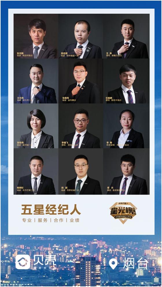 星光经纪人:这些职场年轻人,只用了几年就获得行业的最高荣誉!